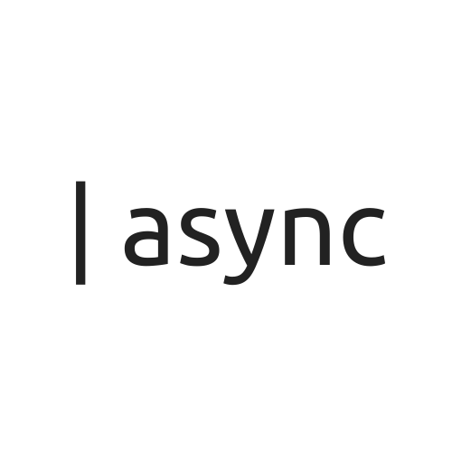 Easy way to pass async data as a function's input