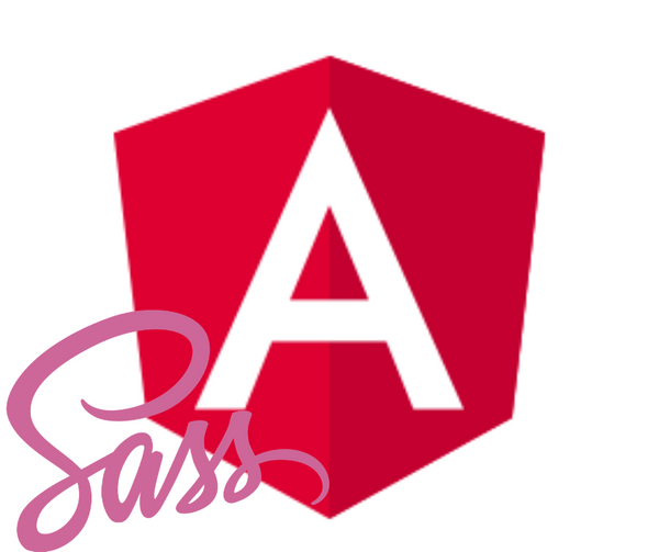 Set SASS the default style format on Angular/Ionic